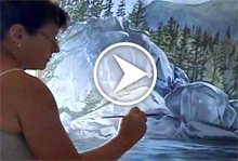 Documentary video of Kauai artist Helen Turner