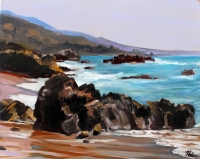 Leo Carillo Beach