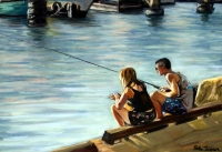 Love and Fishing