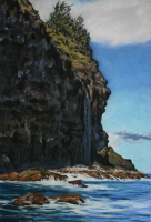 Hawaii Landscape artwork